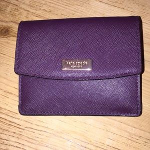 Kate Spade small wallet with key fob